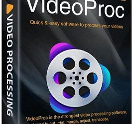 VideoProc v4.0 (x86/x64) Multilingual Portable