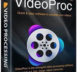 VideoProc v3.9.0 (x86/x64) Multilingual Portable