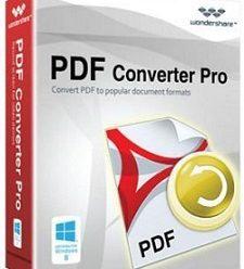Wondershare PDF Converter Pro v5.1.0.126 (x86/x64) Portable