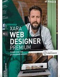 Xara Web Designer Premium v17.1.0.60742 (x64) Portable