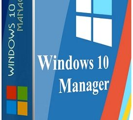 Yamicsoft Windows 10 Manager v3.4.8.0 Multilingual + Portable (RePack)