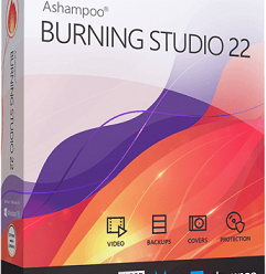 Ashampoo Burning Studio v22.0.0 Beta (x86/x64) Multilingual + Crack