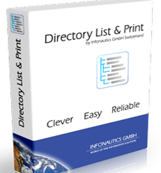 Directory List and Print Pro v4.12 Portable