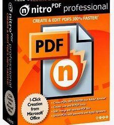 Nitro Pro v13.32.0.623 (x64) Multilingual Portable