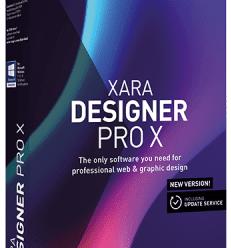 Xara Designer Pro X v17.1.0.60742 (x64) Portable