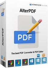 AlterPDF Pro v5.0 Multilingual Portable