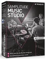 MAGIX Samplitude Music Studio 2021 v26.1.0.16 (x64) Portable