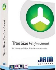 TreeSize Professional v8.0.3.1507 (x64) Multilingual Portable