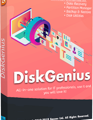DiskGenius Professional v5.4.1.1178 (x64) Portable