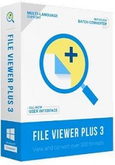 File Viewer Plus v4.0.1.8 Multilingual Portable
