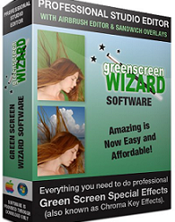 Green Screen Wizard Professional v11.3 Portable