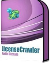 LicenseCrawler v2.3 Build 2542 Multilingual + License