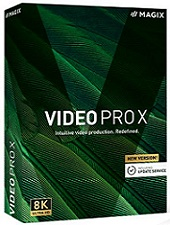 MAGIX Video Pro X12 v18.0.1.94 (x64) Multilingual Portable