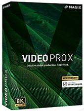 MAGIX Video Pro X12 v18.0.1.94 (x64) Multilingual Portable