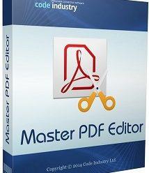 Master PDF Editor v5.7.20 (x64) Multilingual Portable