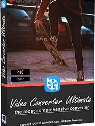 AnyMP4 Video Converter Ultimate v8.2.6 (x64) Multilingual Portable