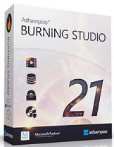 Ashampoo Burning Studio v21.11.5 Multilingual Portable