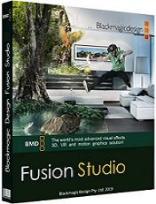 Blackmagic Design Fusion Studio v17.1.43 (x64) Portable