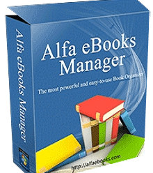 Alfa eBooks Manager Pro / Web v8.4.66.1 Multilingual Portable