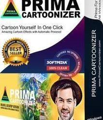 Prima Cartoonizer v4.1.2 (x64) Portable