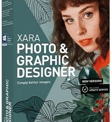 Xara Photo & Graphic Designer v18.0.0.61670 (x64) Portable