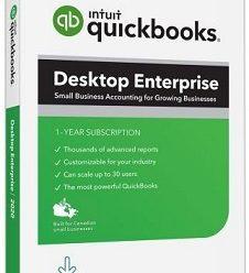Intuit QuickBooks Enterprise Solutions 2021 v21.0 R5 + Crack
