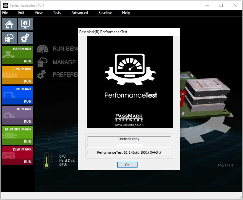 Downoad PassMark PerformanceTest v10.1 Build 1001 (x64) Portable Torrent with Crack, Cracked | FTUApps.Dev | Developers' Ground