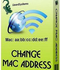 LizardSystems Change MAC Address v21.06 Multilingual Portable