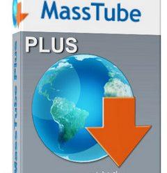 MassTube Plus v14.1.7.410 (Youtube Video Downloader) Portable