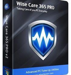 Wise Care 365 Pro v5.8.1.575 Multilingual Portable