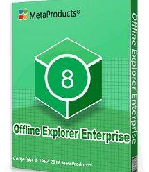 Offline Explorer Enterprise v8.1.0.4904 Multilingual Portable