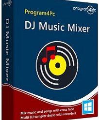 Program4Pc DJ Music Mixer v8.6 Multilingual Portable