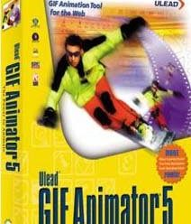 Ulead GIF Animator v5.0.5 Portable