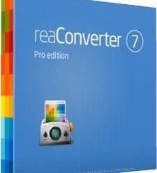 reaConverter Pro v7.664 Multilingual Portable