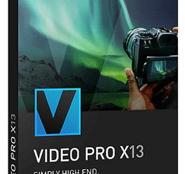 MAGIX Video Pro X13 v19.0.1.121 (x64) Multilingual Portable