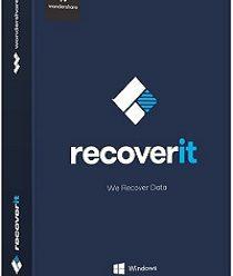 Wondershare Recoverit v10.0.1.6 (x64) Multilingual Portable