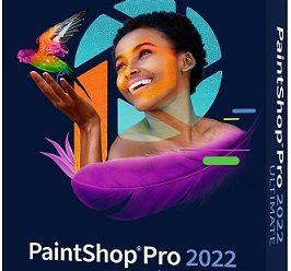 Corel PaintShop Pro 2022 Ultimate v24.1.0.27 & Creative Collection (x64) Multilingual Portable