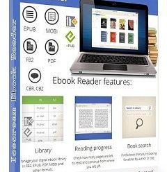 Icecream Ebook Reader Pro v5.30 Multilingual Portable