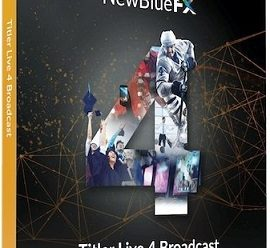 NewBlue Titler Live 4 Broadcast v4.3.211018 (x64) Multilingual Portable